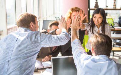 Bygg dream team genom att jobba tvärfunktionellt